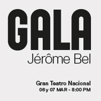 FAE LIMA 2019 - GALA DE JEROME BEL GRAN TEATRO NACIONAL - SAN BORJA - LIMA