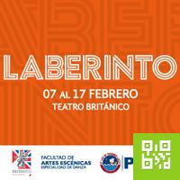 LABERINTO TEATRO BRITANICO - MIRAFLORES - LIMA