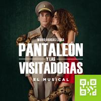 PANTALEON Y LAS VISITADORAS EL MUSICAL TEATRO PERUANO JAPONES - JESUS MARIA - LIMA