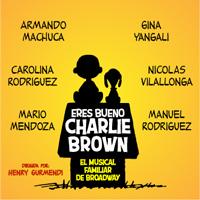 ERES BUENO CHARLIE BROWN EL MUSICAL FAMILIAR DE TEATRO MARIO VARGAS LLOSA - SAN BORJA - LIMA