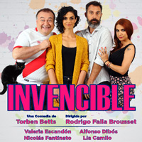 INVENCIBLE TEATRO LUCIA - MIRAFLORES - LIMA