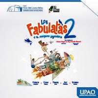 LOS FABULATAS 2 Y LA MÁQUINA LEGENDARIA TEATRO VICTOR RAUL LOZANO IBAÑEZ - TRUJILLO