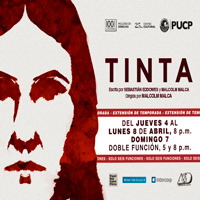 TINTA CENTRO CULTURAL PUCP - SAN ISIDRO - LIMA