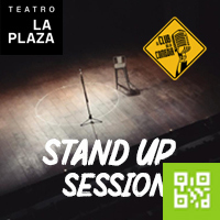 EL CLUB DE LA COMEDIA - STAND UP SESSIONS TEATRO LA PLAZA - MIRAFLORES - LIMA