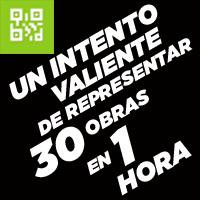UN INTENTO VALIENTE DE REPRESENTAR 30 OBRAS EN TEATRO JULIETA - MIRAFLORES - LIMA