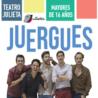 JUERGUES TEATRO JULIETA - MIRAFLORES - LIMA
