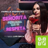 Señorita Peruana que se Respeta con Fiorella Rodri ESTACION DE BARRANCO - BARRANCO - LIMA