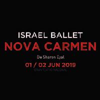 ISRAEL BALLET NOVA CARMEN GRAN TEATRO NACIONAL - SAN BORJA - LIMA