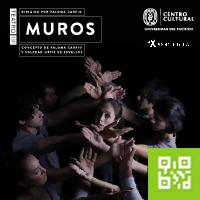 MUROS TEATRO DE LA UNIVERSIDAD DEL PACIFICO - JESUS MARIA - LIMA