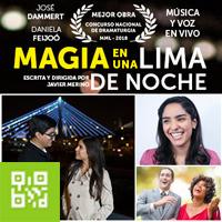 MAGIA EN UNA LIMA DE NOCHE TEATRO RICARDO ROCA REY (AAA) - LIMA