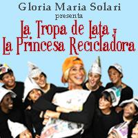 La Tropa de Lata y La Princesa Recicladora TEATRO MARIO VARGAS LLOSA-BIBLIOTECA NACIONAL - SAN BORJA - LIMA