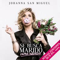 JOHANNA SAN MIGUEL SE BUSCA MARIDO CAMA ADENTRO TEATRO PIRANDELLO - LIMA