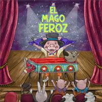 EL MAGO FEROZ TEATRO LUCIA - MIRAFLORES - LIMA