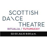 SCOTTISH DANCE THEATRE GRAN TEATRO NACIONAL - SAN BORJA - LIMA