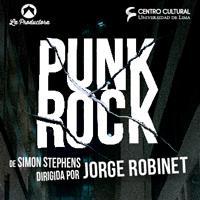 PUNK ROCK TEATRO ULIMA, C.C. UNIVERSIDAD DE LIMA - SANTIAGO DE SURCO - LIMA