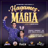 HAGAMOS MAGIA CENTRO CULTURAL RICARDO PALMA - MIRAFLORES - LIMA