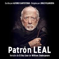 PATRÓN LEAL TEATRO DEL CENTRO CULTURAL PUCP - SAN ISIDRO - LIMA
