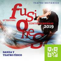 FESTIVAL DE FUSIONES CONTEMPORÁNEAS 2019 TEATRO BRITANICO - MIRAFLORES - LIMA