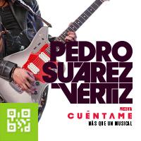 """""""CUENTAME"""" - PEDRO SUÁREZ - VÉRTIZ ANFITEATRO DEL PARQUE DE LA EXPOSICIÓN - LIMA"""