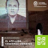 EL APELLIDO COMIENZA CONMIGO TEATRO DE LA UNIVERSIDAD DEL PACÍFICO - JESUS MARIA - LIMA