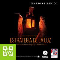 ESTRATEGIA DE LA LUZ TEATRO BRITANICO - MIRAFLORES - LIMA