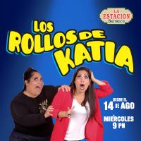 LOS ROLLOS DE KATIA - 2019 ESTACION DE BARRANCO - BARRANCO - LIMA