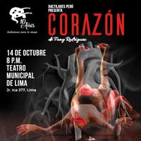 CORAZÓN TEATRO MUNICIPAL DE LIMA - LIMA