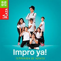 IMPRO YA! 2020 TEATRO LA PLAZA, LARCOMAR - MIRAFLORES - LIMA