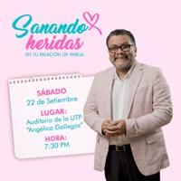CONFERENCIA MAGISTRAL SANANDO HERIDAS ANGELICA GALLEGOS UTP - LIMA