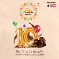 SALÓN DEL CACAO Y CHOCOLATE 2019 CENTRO DE EXPOSICIONES JOCKEY - SANTIAGO DE SURCO - LIMA
