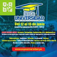 Expouniversidad CENTRO DE EXPOSICIONES DEL JOCKEY CLUB - SANTIAGO DE SURCO - LIMA
