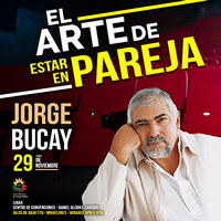 EL ARTE DE ESTAR EN PAREJA POR JORGE BUCAY CENTRO DE CONVENCIONES DANIEL ALCIDES CARRIÓN - MIRAFLORES - LIMA