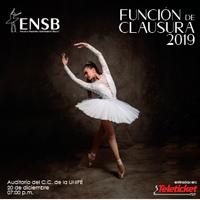 CLAUSURA 2019 ENSB AUDITORIO DE LA UNIFE - LA MOLINA - LIMA